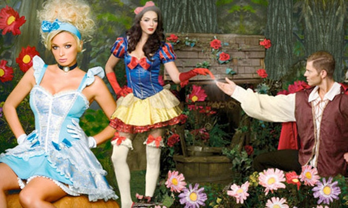 Pierre Silber - Santa Clara: Adult Halloween Costumes and Accessories at Pierre Silber (Half Off). Two Options Available.