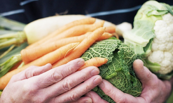 Decker Farm - Staten Island: $10 for $20 Worth of Produce and Specialty Foods at Decker Farm in Staten Island