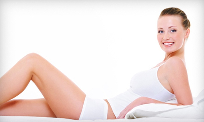 Body Contour Spa - Sharpstown: 4, 8, or 12 LipoLaser Sessions at Body Contour Spa (Up to 89% Off)