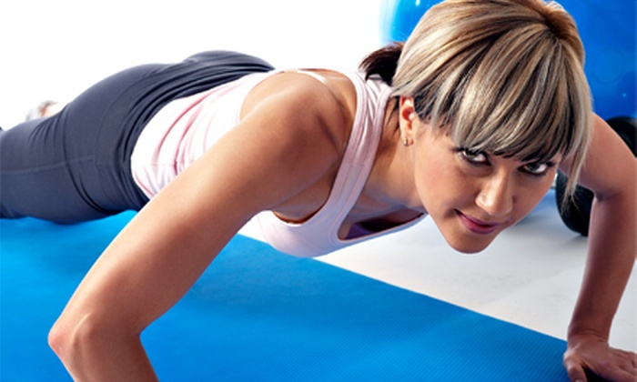 Trainer Zone Fitness - Sandy: 5 or 10 Boot-Camp Classes at Trainer Zone Fitness (Up to 62% Off)