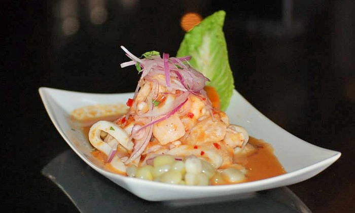 Papa Ceviche - Miami: Peruvian Food for Two or Four at Papa Ceviche (Up to 50% Off)