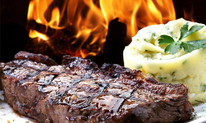 Angus Grill Brazilian Churrascaria - Angus Grill Brazilian Steakhouse: All You Can Eat Steak-House Dinner for Two, Four, or Six at Angus Grill Brazilian Churrascaria (51% Off)
