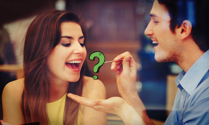 Groupon Mystery Date - Wicker Park: $30 for a Romantic Dinner for Two with Drinks at a Mystery Location Near West Town (Up to $86 Total Value)