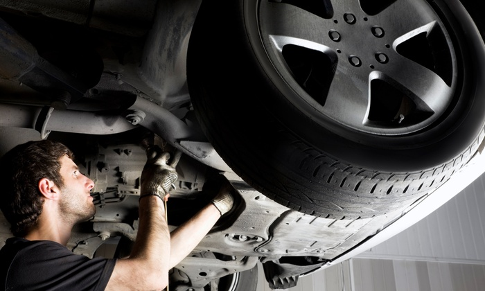 Car Care Deals - Tuffy Tire and Auto Service: $36 for Complete One-Year Auto Maintenance Program from Car Care Deals ($294.91 Total Value)
