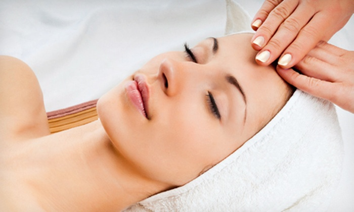 Beauty and the Bull - Durham: 60-Minute Massage, 60-Minute Custom Facial, or Both at Beauty and The Bull in Durham (Up to 66% Off)