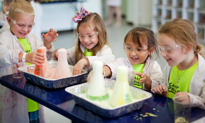 Little Beakers - Cypress: Two, Four, or Six One-Hour Kids' Science Hands On Lab Visits at Little Beakers (40% Off)