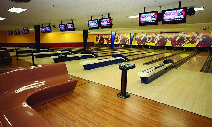 Mohegan Bowl - Mohegan Bowl-A-Drome: $20 for Two Hours of Candlepin Bowling for Up to Six with Shoe Rentals at Mohegan Bowl ($39.95 Value)