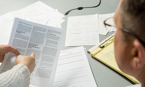 Financial 1 Tax Service : $99 for Tax Preparation Package at Financial 1 Tax Service ($350 Value)