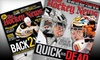 """TVA Publications: $22 for a One-Year Subscription to """"The Hockey News"""" ($45 Value)"""