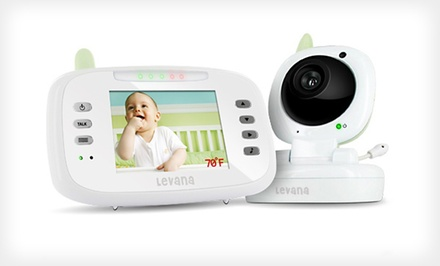 Levana Safe N' See Wireless Video Baby Monitor ($199.99 List Price)