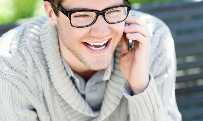 MD Optix - Constable Hook: Prescription Glasses or Sunglasses, or Three-Month Supply of Acuvue Oasys Contact Lenses from MD Optix (Up to 55% Off)