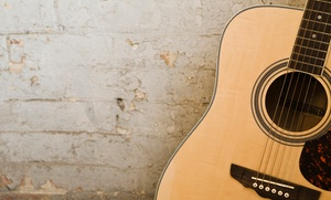 Limelight Music School: Four 30-Minute Music Lessons at Limelight Music School (Up to 55% Off)