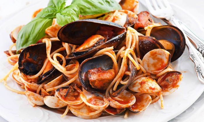 Focaccia Bistro - Northeast Coconut Grove: Gourmet Italian Food and Drinks at Focaccia Bistro (Half Off). Two Options Available.