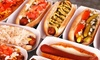 Pop's Hot Dogs - West Los Angeles: $15 for Three Groupons, Each Good for $10 Worth of Hot Dogs and Drinks at Pop's Hot Dogs ($30 Value)