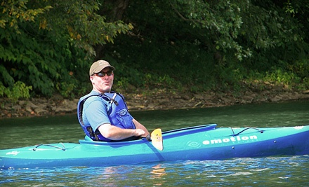 2 All-Day Tube Rentals - The River's Edge in Leechburg