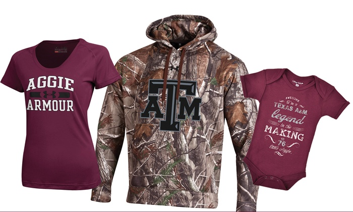Whoop! U - Cypress: Texas A&M Apparel, Gear, and Sports at Whoop! U (50% Off). Two Options Available.