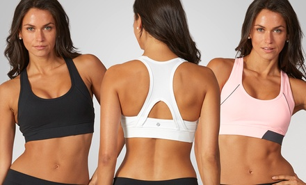 Bally Fitness X-Back Sports Bras 2-Pack