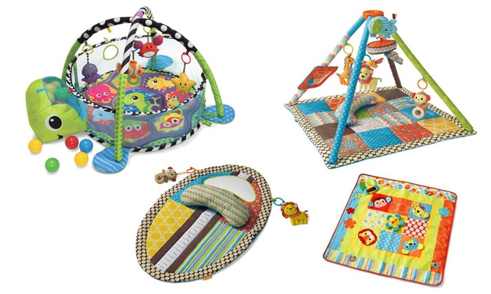 Infantino Interactive Baby Play Mat Groupon Goods