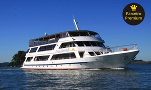 Barco Príncipe: Passeio no barco Príncipe com almoço para 1 e 2 pessoas – Espinheiros