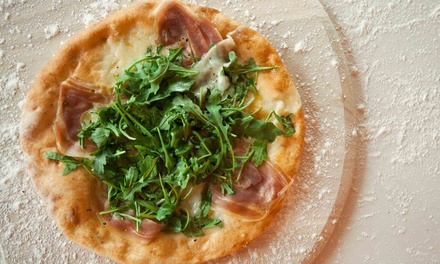 Pizza for Delivery from Piola (Up to 52% Off). Two Options Available.
