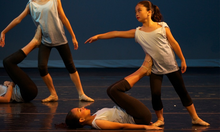 Hawaii State Ballet - Ala Moana - Kakaako: Four Creative-Movement Classes for 3-year-olds, or Four Modern-Dance Classes at Hawaii State Ballet (Up to 53% Off)