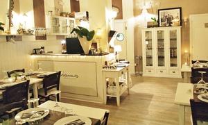 Blanco (Pescara): Menu con antipasto, tris di tagliata di Angus, dolce e vino in centro di Pescara da Blanco (sconto fino a 63%)