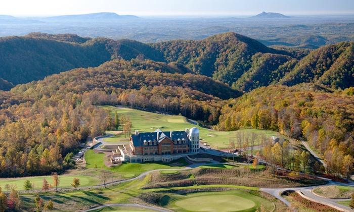 null - Columbia: Stay with Resort Credit at Primland in Meadows of Dan, VA