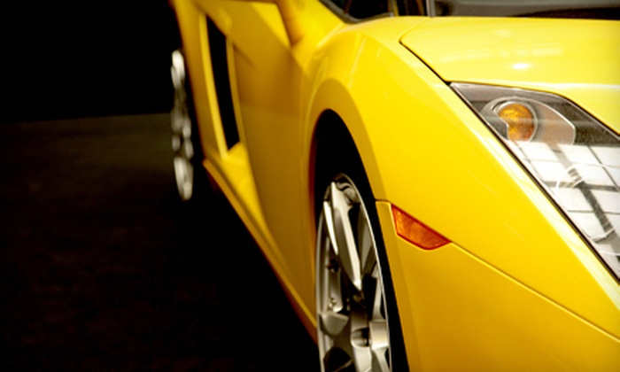Attention 2 Detail - Greer: Lite or Deluxe Eco-Friendly Mobile Auto Detailing from Attention 2 Detail (Up to 60% Off)