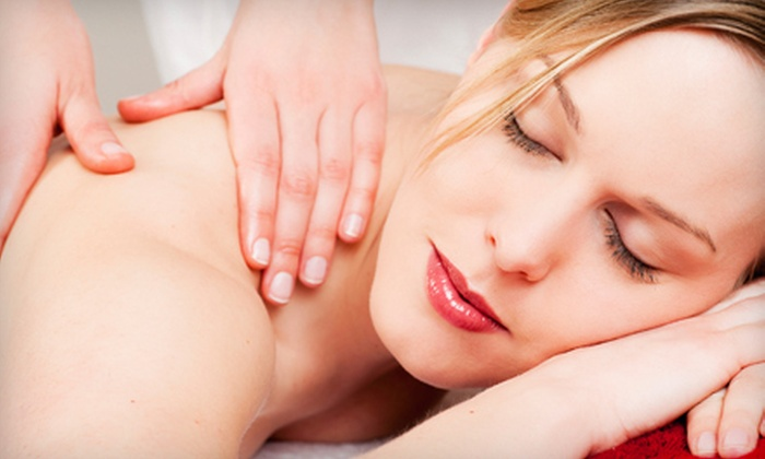 Touched by an Angel's Wing - San Mateo: Swedish Massage with Optional Aromatherapy Oxygen Treatment at Touched by an Angel's Wing (Up to 59% Off)