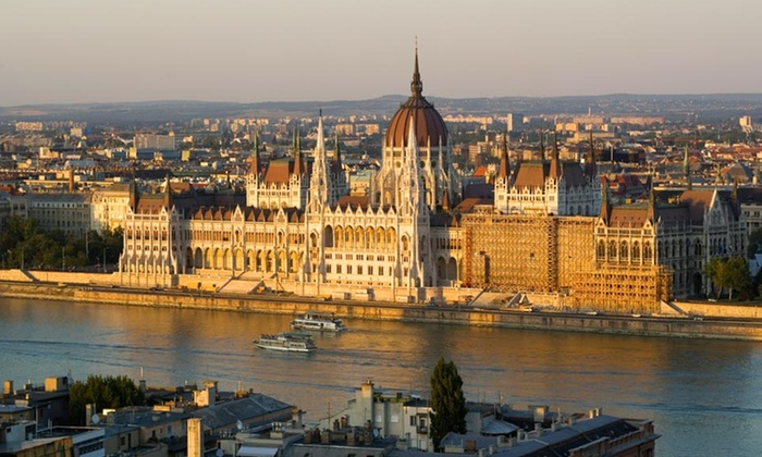 Central Europe Vacation With Airfare In Budapest Groupon