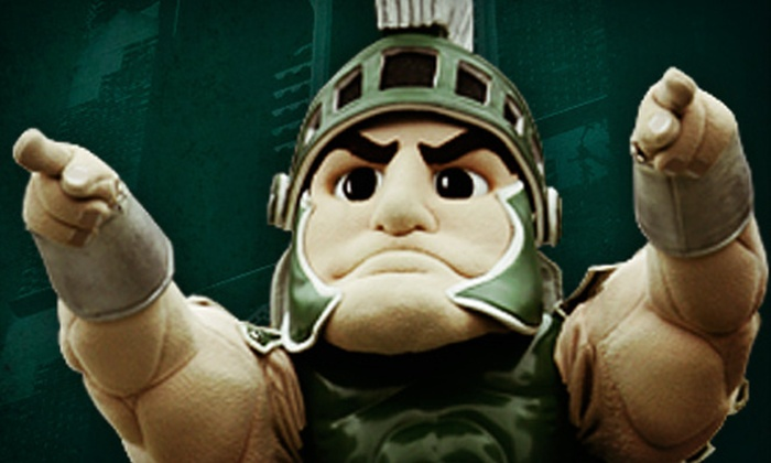 Michigan State University Women's Basketball and Men's Hockey - Multiple Locations: Michigan State Spartans Women's Basketball and Men's Hockey Games for Two (Up to 70% Off). Four Options Available.