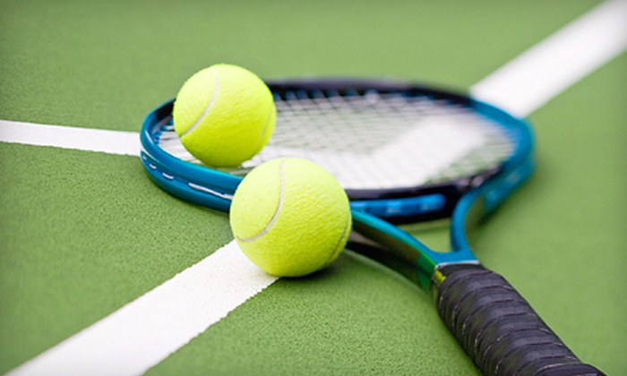Family Circle Tennis Center - Volvo Car Stadium: $112 for a Five-Day Eye-Hand Coordination Tennis Camp for One Child at Family Circle Tennis Center ($225 Value)