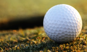 Rolling Hills Country Club: Round of Golf for Two or Four with Cart, Beer, and Range Balls at Rolling Hills Country Club (Up to 52% Off)
