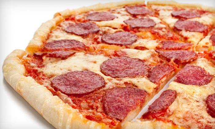 Nick's Pizza & Beef - Nick's pizza & beef: Pizza, Sandwiches, and Beef or Catering at Nick's Pizza & Beef (Half Off)