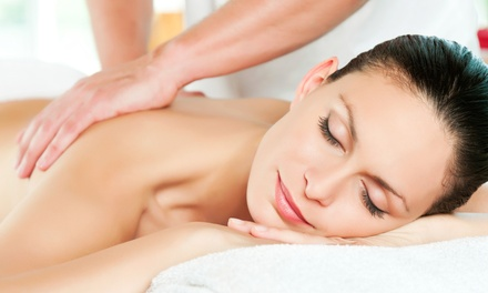 Massage or 1 or 3 Chiropractic Adjustments at New Beginnings Chiropractic & Wellness Center (Up to 71% Off)