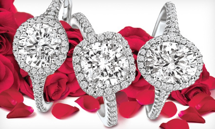 Monique of Switzerland Jewelers - Plymouth - Wayzata: Diamond Engagement Ring or $250 for $500 Worth of Jewelry at Monique of Switzerland Jewelers