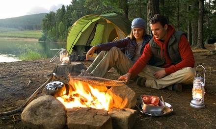 Campsite Rental from Georgia State Parks (Up to 50% Off). 10 Options Available.