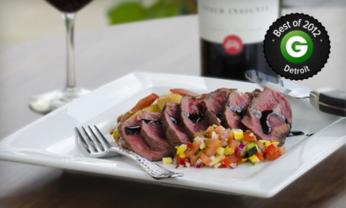 Morels - Farmington: Locally Sourced Prix Fixe Dinner or Lunch for Two at Morels (Up to 51% Off)