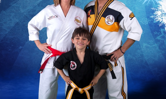 Joey Perry Martial Arts - Jonesboro: Six Weeks of Unlimited Karate Classes at Joey Perry Martial Arts (59% Off)