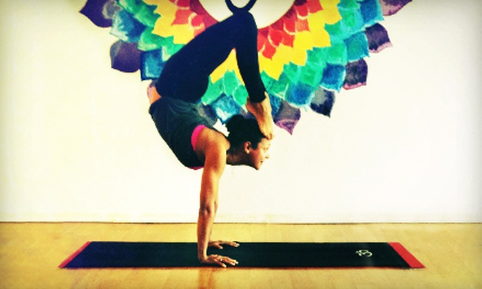 Dharma Yoga L.A. - Mid-Wilshire: 10 or 20 Yoga Classes at Dharma Yoga L.A. (Up to 66% Off)