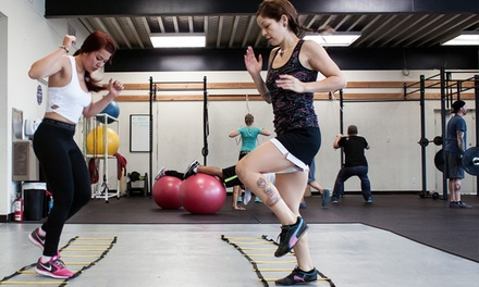 10 or 20 Bootcamp Classes at BakersFIT (Up to 63% Off)