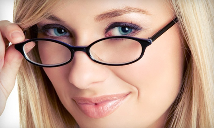 Dr. Lisa Davis VisionCare - Nashville-Davidson metropolitan government (balance): $49 for an Eye Exam and $110 Toward a Complete Pair of Glasses at Dr. Lisa Davis VisionCare ($205 Value)