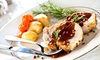 The Austin Blind Cafe - West Austin: Dinner in the Dark Event for One or Two from The Austin Blind Cafe on January 27, 28, or 29 (Up to 37% Off)