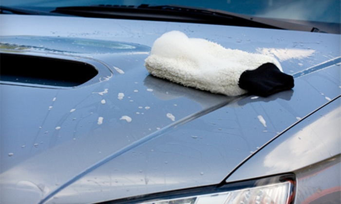Auto Salon - Papillion Second I: One Getting Ready for Winter Car Wash for a Car or an SUV, Truck, or Van at Auto Salon (53% Off)