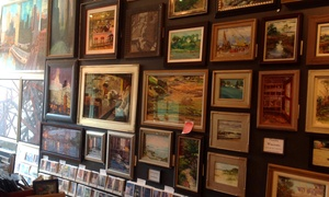 Art De Triumph & Artful Framer Studios: $25 for $50 Worth of Custom Framing Services and Art at Art De Triumph & Artful Framer Studios