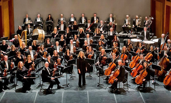 "Myths, Legends, & Tales: A Valentine's Day Concert - The Maryland Theatre: Maryland Symphony Orchestra: ""Myths, Legends & Tales"" on February 14 at 8 p.m. or February 15 at 3 p.m. (Up to Half Off)"