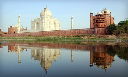 nine day tour of india in columbus ga groupon getaways. Black Bedroom Furniture Sets. Home Design Ideas