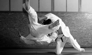 Galway City School of Judo: Two (from €9) or Six (€25) Judo Classes at Galway City School of Judo (Up to 68% Off)