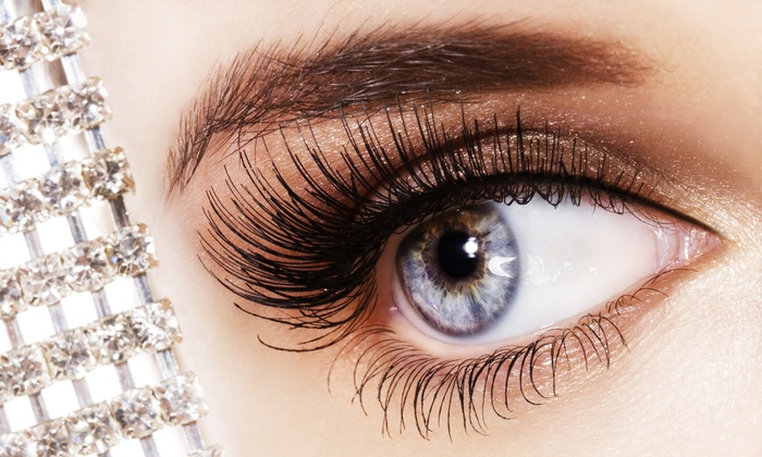 c&f skin care center - Bay Ridge & Fort Hamilton: 70- or 90-Piece Eyelash Extensions at C&F Skin Care Center (Up to 52% Off)