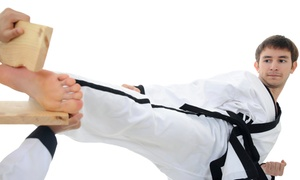 Korea Tae Kwon Do: $59 for One Month of Unlimited Tae Kwon Do Classes at Korea Tae Kwon Do ($300)